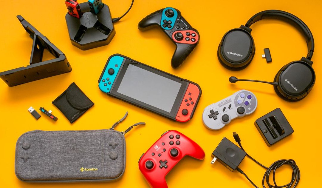 Best Nintendo Switch accessories for 2021   Dream PC Build